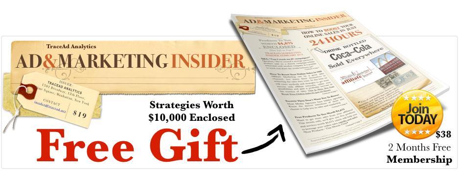 Free Gift - 2 Months Membership