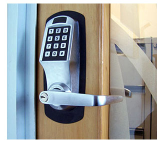 Commerical Keypad Lock
