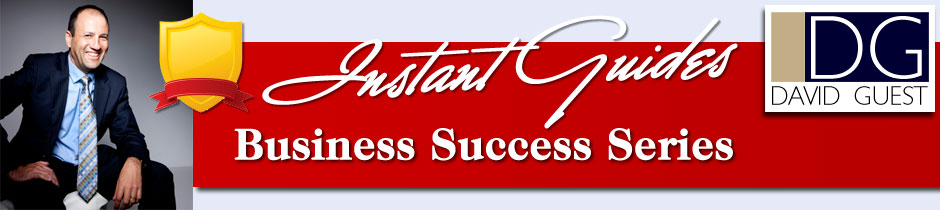 David Guest - Instant Guides Business Success Series