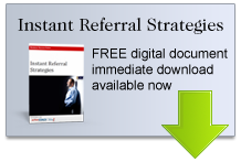 Instant Referral Strategies by David Guest