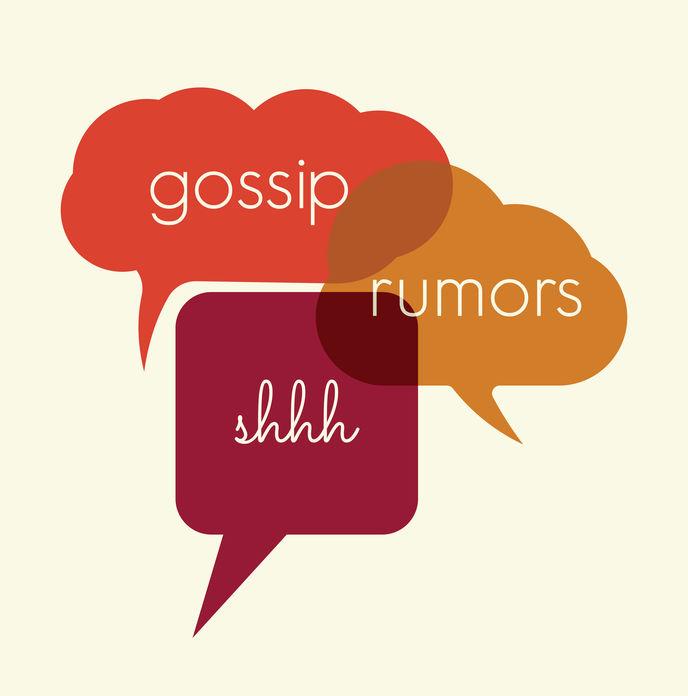 gossip rumors shh
