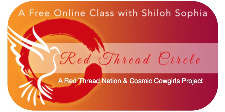 red thread circler