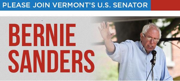 Bernie Sanders Fundraiser