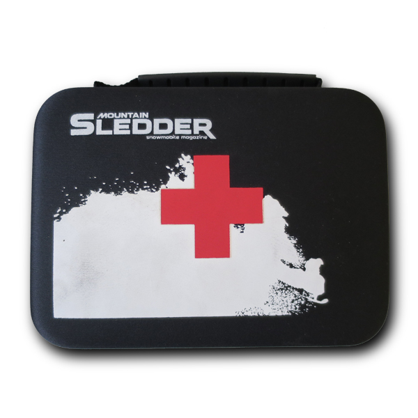 Backcountry First Aid Kit for Snowmobilers