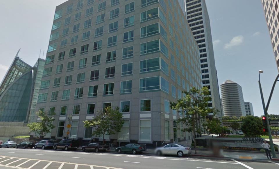 155 Grand Avenue in Oakland