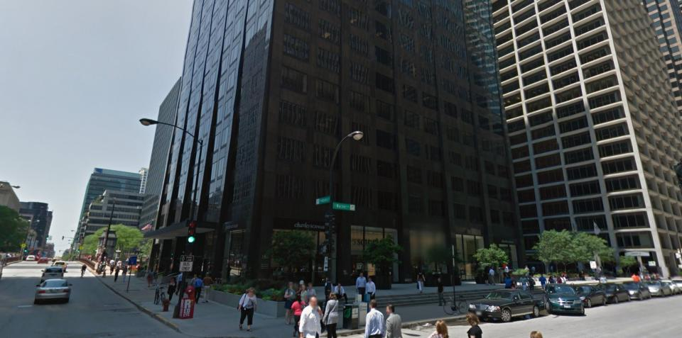 150 South Wacker Drive in Chicago