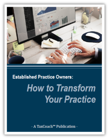 reinvent your practice report cover