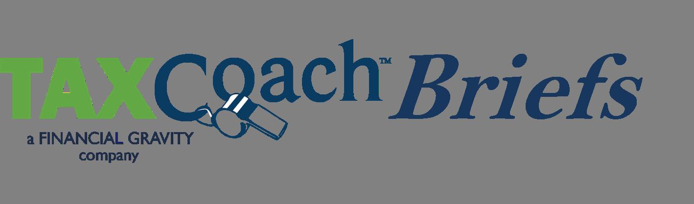 TaxCoach Briefs