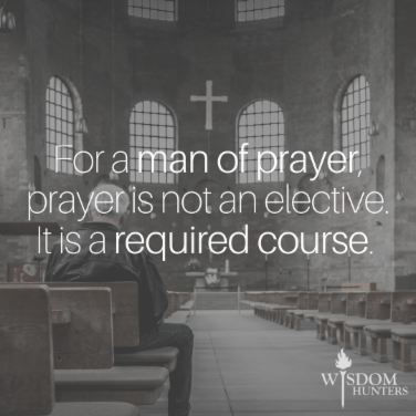 Man of Prayer