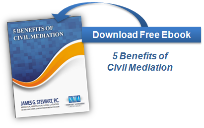 Download eBook - 5 Benefits of Civil Mediation