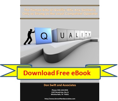 Download Ebook: The Human Side of Quality: Why Any System is Only as Strong as the Least Competent Operator