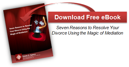 Download eBook - Seven Reasons to Resolve Your Divorce Using the Magic of Mediation