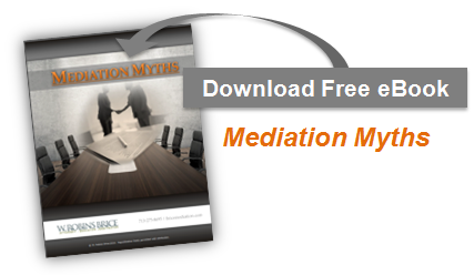"Download eBook: ""Mediation Myths"" by W. Robins Brice"