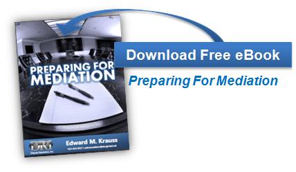 Download eBook - Preparing for Mediation