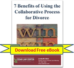 Download Ebook: 7 Benefits of Using the Collaborative Process for Divorce