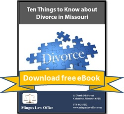 Download Ebook: Ten Things to Know about Divorce in Missouri
