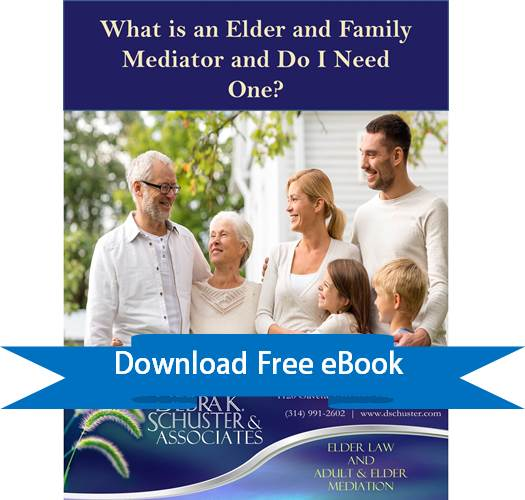 Download Ebook: What is an Elder and Family Mediator and Do I Need One?
