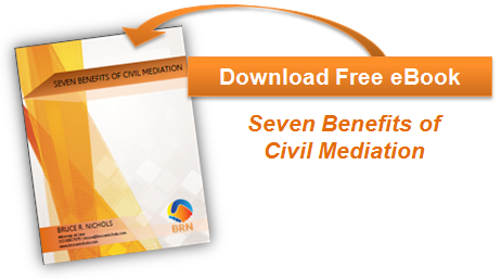 Download eBook - Seven Benefits of Civil Mediation