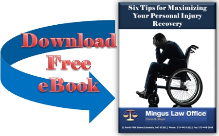 Download Ebook: Six Tips for Maximizing Your Personal Injury Recovery