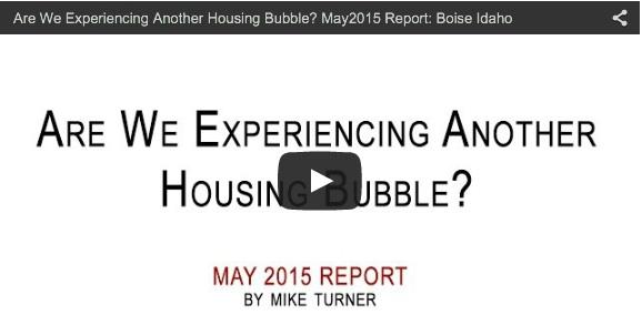 Housing Bubble Video