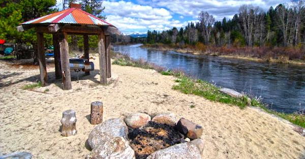 Blackhawk on the River