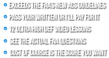 FAA Written Boot Camp