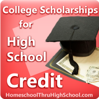 College Scholarships for High School Credit [Online Training]