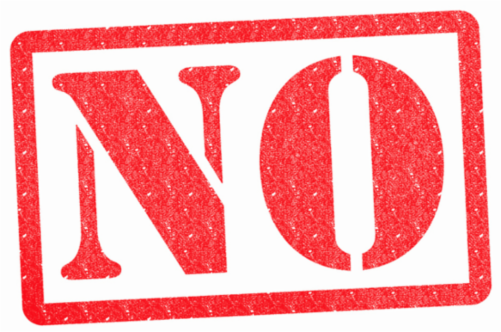 10 Ways To Say No Without Saying The Word No
