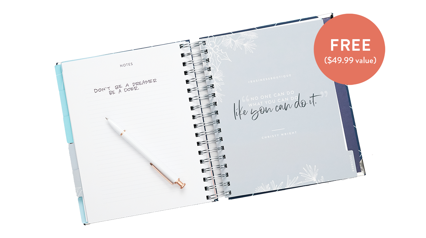 Get the planner for free