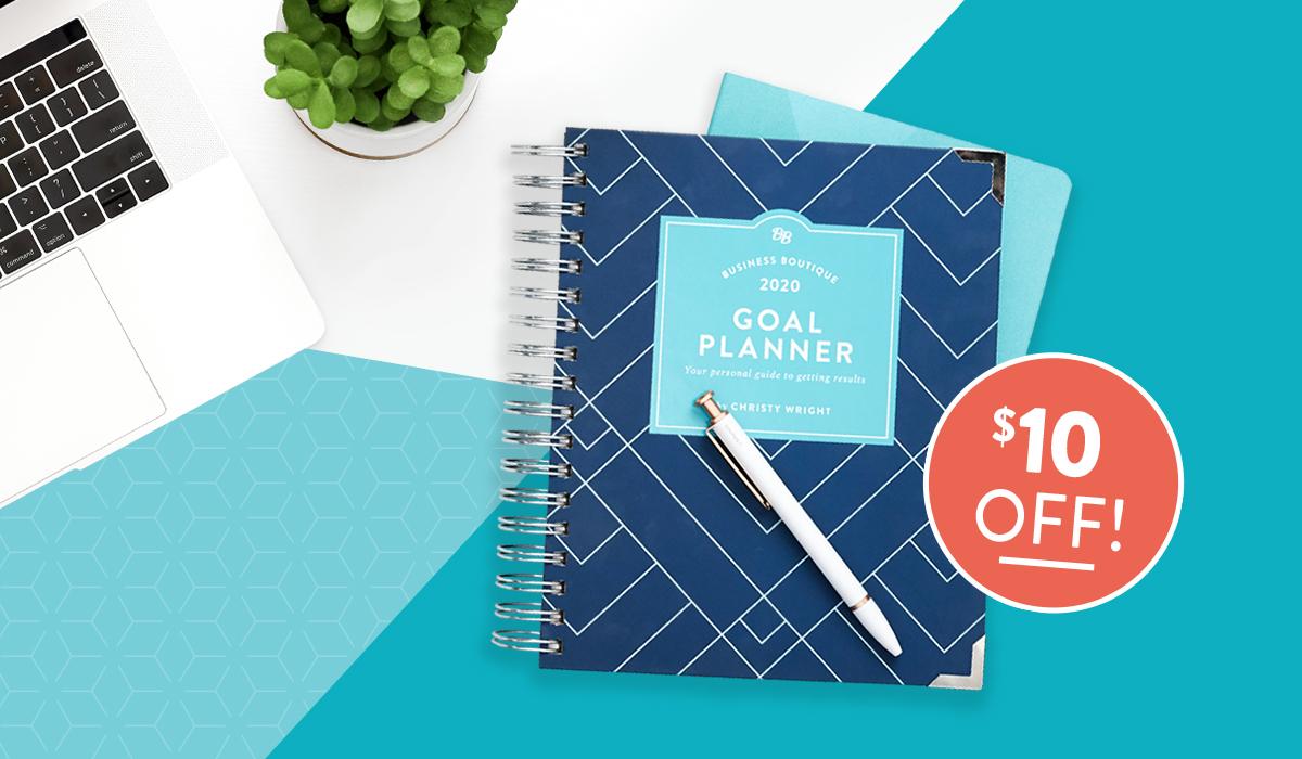 2020 Goal Planner