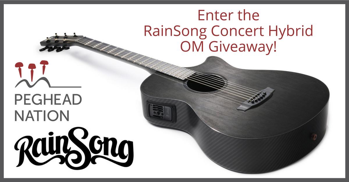 Win a RainSong CH OM