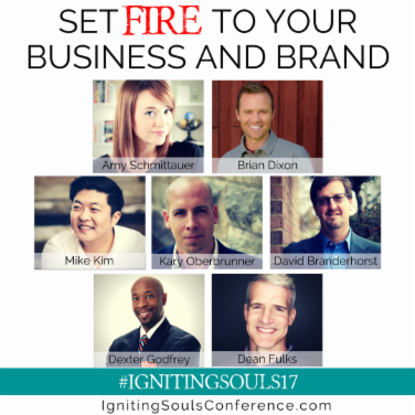 igniting souls conference - business