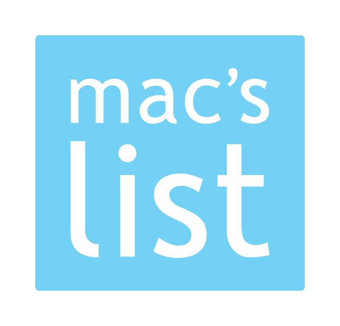 Mac's List