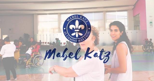 Mabel Katz en el CRIT