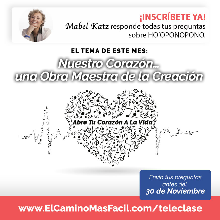 Teleclases mensuales