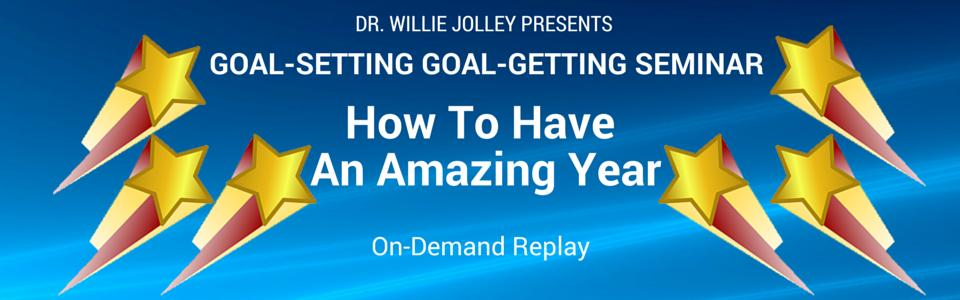 How To Have An Amazing Year