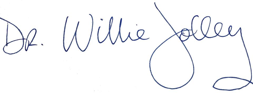 jolley signature