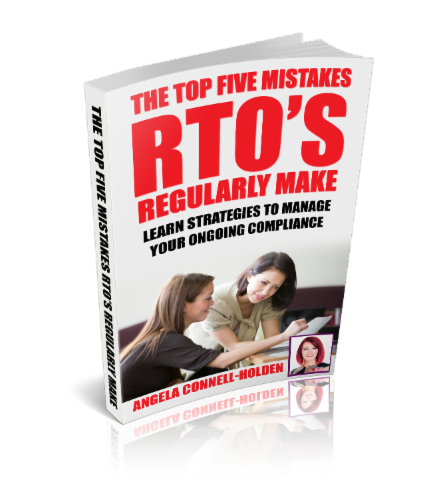 The Top Five Mistakes RTO's Regularly Make