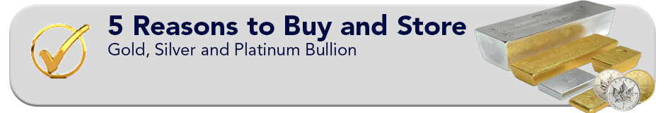 5 Reasons to buy store gold silver platinum