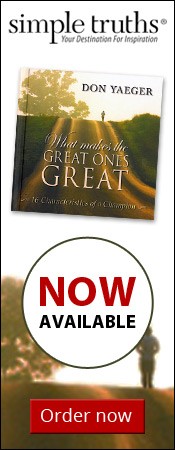 "Click here to order your copy of ""What Makes the Great Ones Great"""