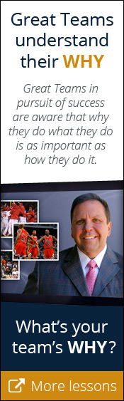 Great winners teach great winners.  Have Don bring these lessons to your team!