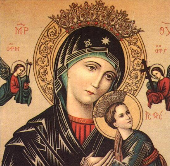 Theotokos, the Mother of God