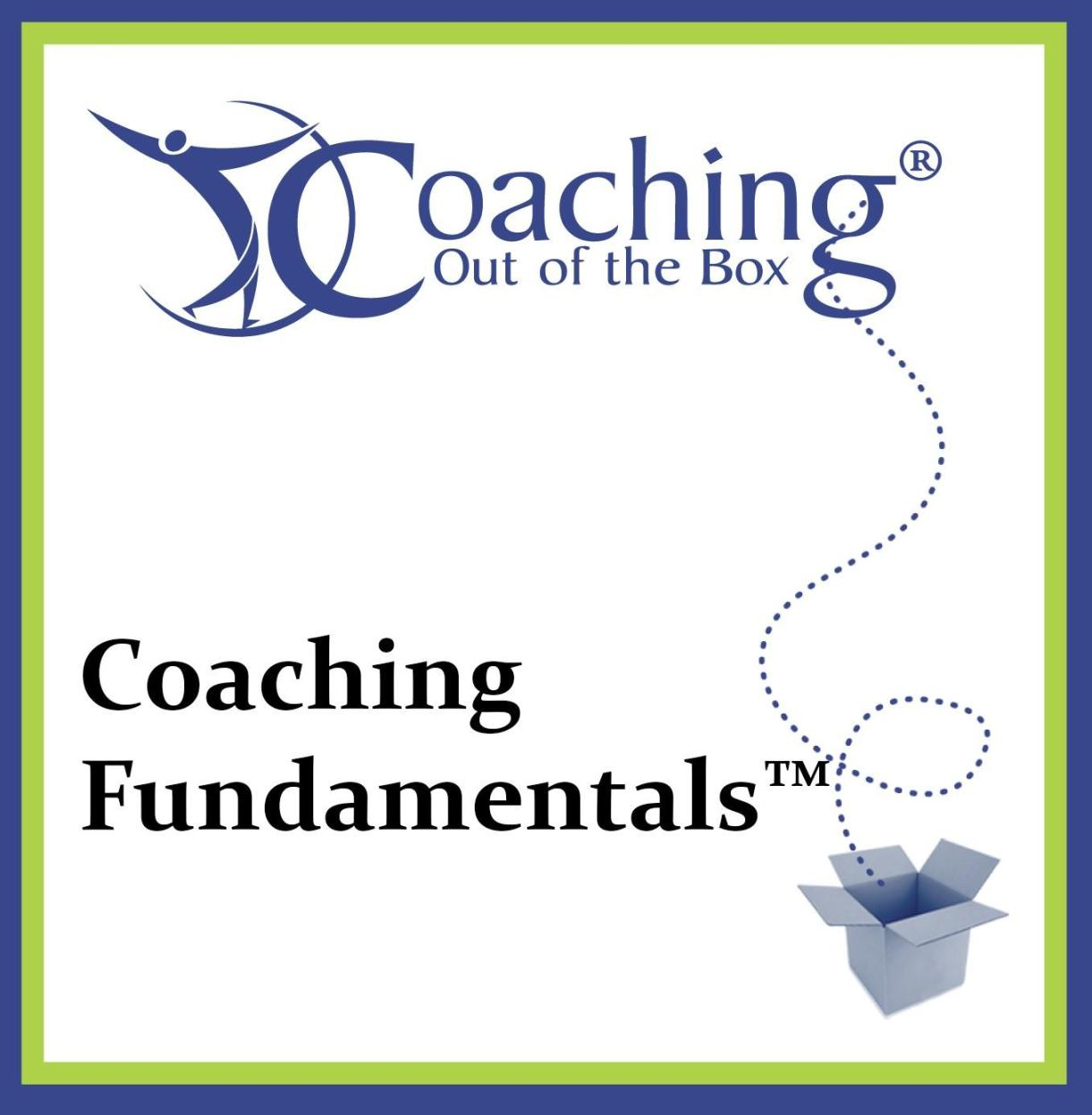 Coaching Fundamentals