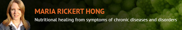 Maria Rickert Hong Nutritional Healing