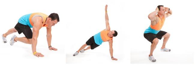 Tummy Tightener Workout