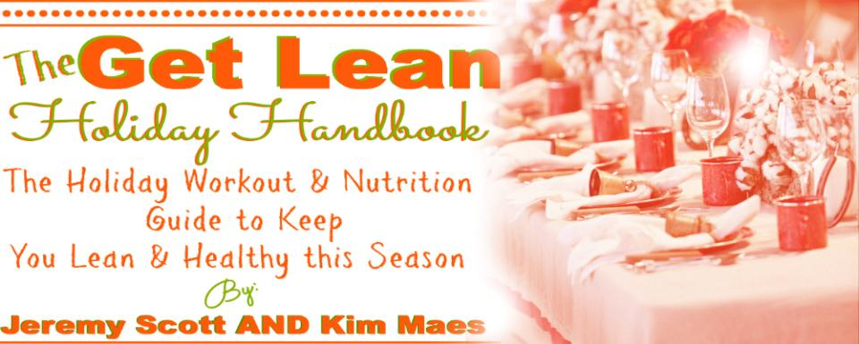 Get Lean Holiday Handbook