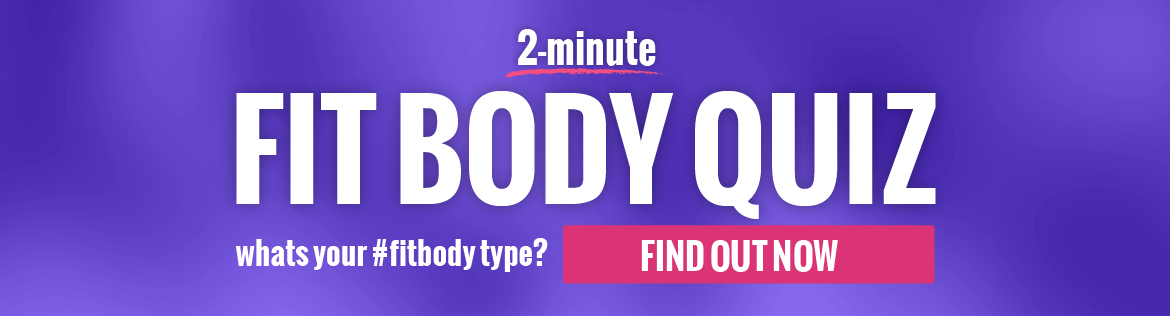 Fit Body Quiz!