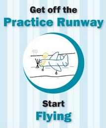 Get off the runway