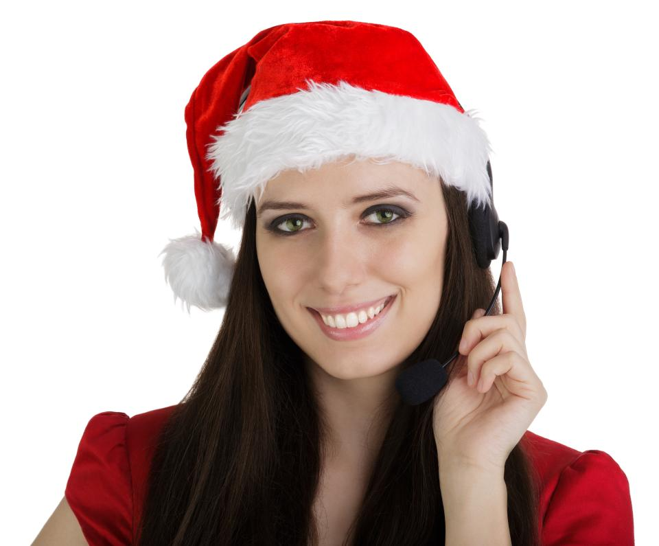 Holiday Phone Receptionist