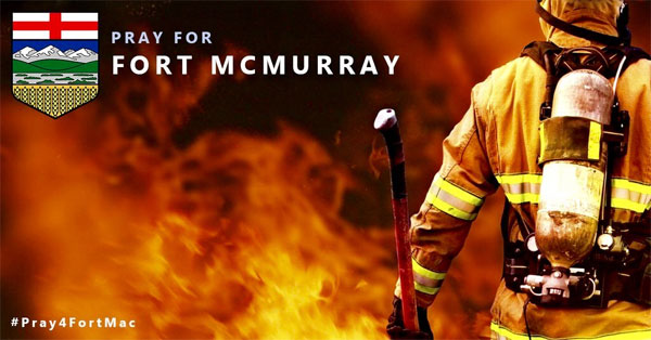 IMG - Fort McMurrary Fires
